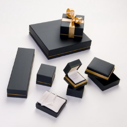 Reveal Jewelry Packaging - Black