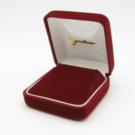 Custom Jewelry Boxes l Velvet Soiree Jewel Boxes