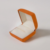 #8 Orange Charisma Ring Box
