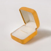 #9 Yellow Charisma Ring Box